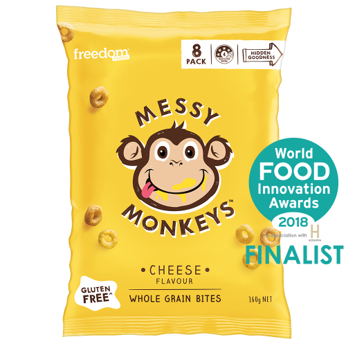 Messy_Monkeys_Cheese Flavour