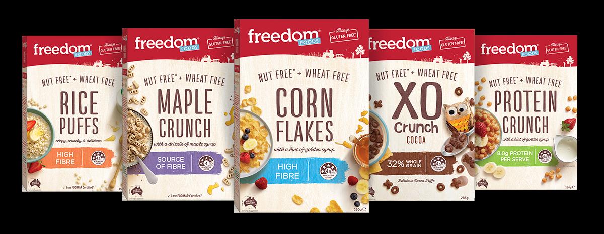 Freedom Classic Cereals