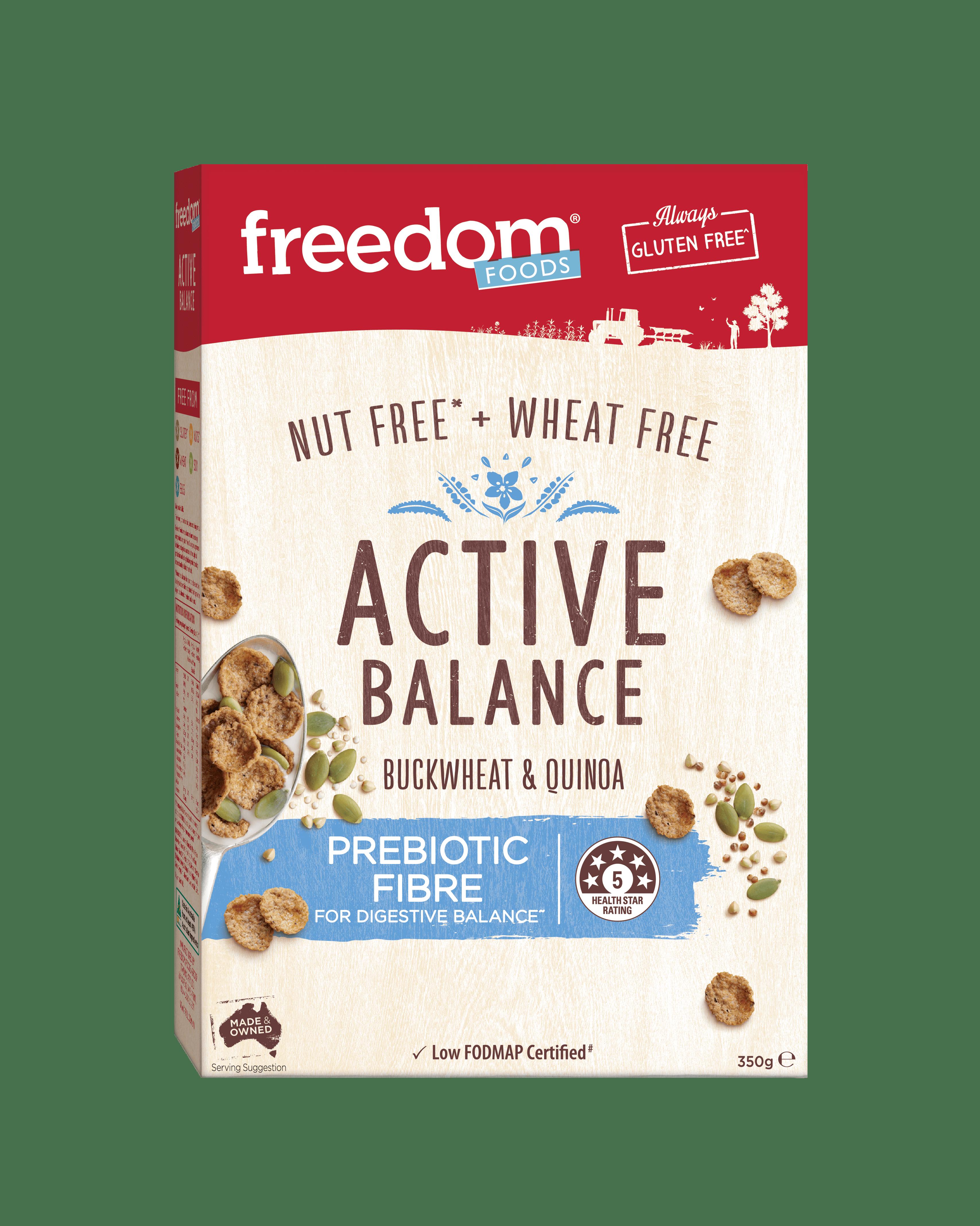 ACTIVE BALANCE BUCKWHEAT & QUINOA