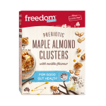 MAPLE ALMOND CLUSTERS 360G