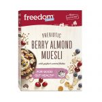 FREEDOM FOODS BERRY ALMOND MUESLI 350G