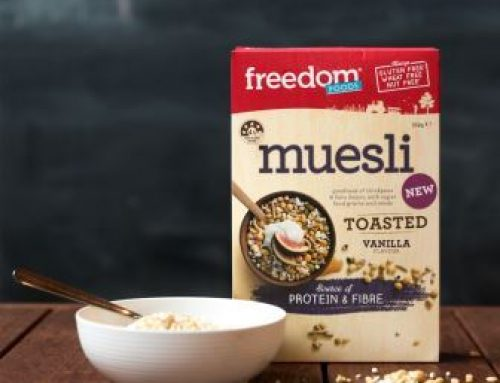The Toasted Muesli Market